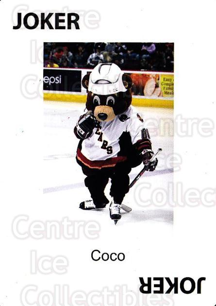 2009-10 Hershey Bears Playing Card #53 Mascot<br/>2 In Stock - $3.00 each - <a href=https://centericecollectibles.foxycart.com/cart?name=2009-10%20Hershey%20Bears%20Playing%20Card%20%2353%20Mascot...&quantity_max=2&price=$3.00&code=611010 class=foxycart> Buy it now! </a>