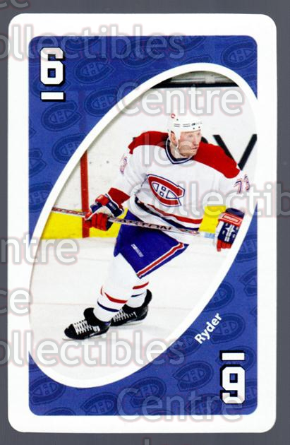 2007-08 Montreal Canadiens UNO #20 Michael Ryder<br/>4 In Stock - $3.00 each - <a href=https://centericecollectibles.foxycart.com/cart?name=2007-08%20Montreal%20Canadiens%20UNO%20%2320%20Michael%20Ryder...&quantity_max=4&price=$3.00&code=611119 class=foxycart> Buy it now! </a>