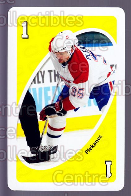 2007-08 Montreal Canadiens UNO #28 Tomas Plekanec<br/>6 In Stock - $3.00 each - <a href=https://centericecollectibles.foxycart.com/cart?name=2007-08%20Montreal%20Canadiens%20UNO%20%2328%20Tomas%20Plekanec...&quantity_max=6&price=$3.00&code=611127 class=foxycart> Buy it now! </a>