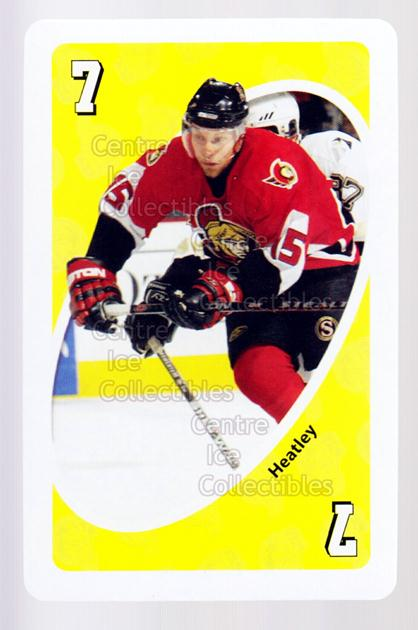 2007-08 Ottawa Senators Mattel UNO #34 Dany Heatley<br/>2 In Stock - $3.00 each - <a href=https://centericecollectibles.foxycart.com/cart?name=2007-08%20Ottawa%20Senators%20Mattel%20UNO%20%2334%20Dany%20Heatley...&quantity_max=2&price=$3.00&code=611343 class=foxycart> Buy it now! </a>