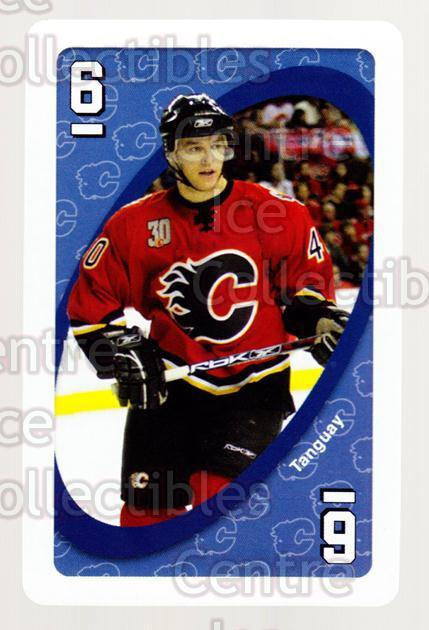 2007-08 Calgary Flames Mattel UNO #20 Alex Tanguay<br/>2 In Stock - $3.00 each - <a href=https://centericecollectibles.foxycart.com/cart?name=2007-08%20Calgary%20Flames%20Mattel%20UNO%20%2320%20Alex%20Tanguay...&quantity_max=2&price=$3.00&code=611384 class=foxycart> Buy it now! </a>