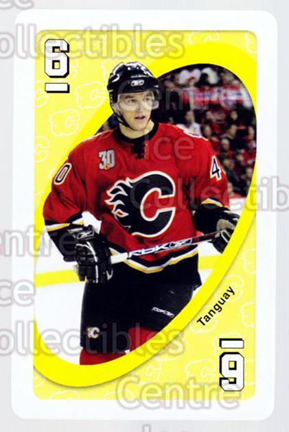 2007-08 Calgary Flames Mattel UNO #33 Alex Tanguay<br/>2 In Stock - $3.00 each - <a href=https://centericecollectibles.foxycart.com/cart?name=2007-08%20Calgary%20Flames%20Mattel%20UNO%20%2333%20Alex%20Tanguay...&quantity_max=2&price=$3.00&code=611397 class=foxycart> Buy it now! </a>