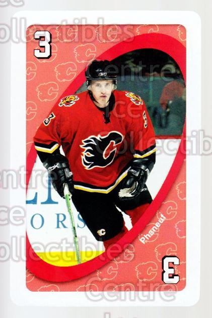 2007-08 Calgary Flames Mattel UNO #43 Dion Phaneuf<br/>2 In Stock - $2.00 each - <a href=https://centericecollectibles.foxycart.com/cart?name=2007-08%20Calgary%20Flames%20Mattel%20UNO%20%2343%20Dion%20Phaneuf...&price=$2.00&code=611407 class=foxycart> Buy it now! </a>