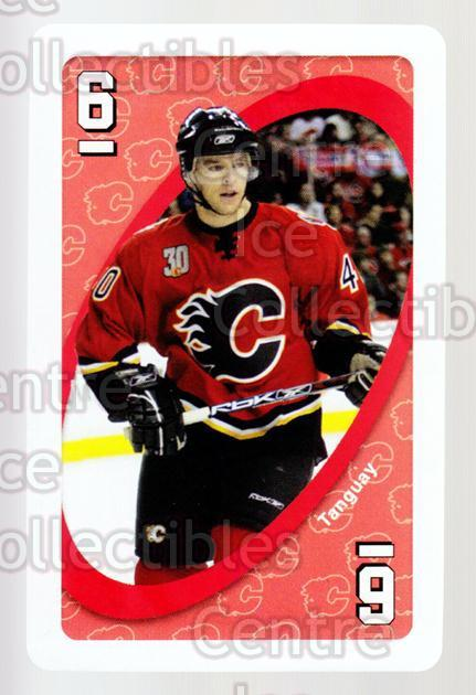 2007-08 Calgary Flames Mattel UNO #46 Alex Tanguay<br/>2 In Stock - $3.00 each - <a href=https://centericecollectibles.foxycart.com/cart?name=2007-08%20Calgary%20Flames%20Mattel%20UNO%20%2346%20Alex%20Tanguay...&quantity_max=2&price=$3.00&code=611410 class=foxycart> Buy it now! </a>