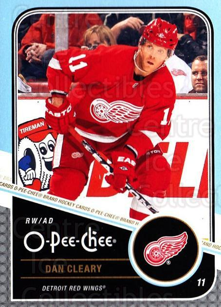 2011-12 O-Pee-Chee #12 Daniel Cleary<br/>1 In Stock - $1.00 each - <a href=https://centericecollectibles.foxycart.com/cart?name=2011-12%20O-Pee-Chee%20%2312%20Daniel%20Cleary...&quantity_max=1&price=$1.00&code=611612 class=foxycart> Buy it now! </a>