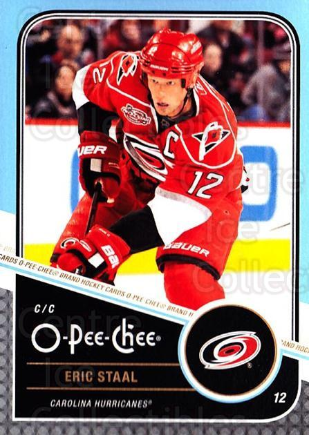 2011-12 O-Pee-Chee #25 Eric Staal<br/>1 In Stock - $1.00 each - <a href=https://centericecollectibles.foxycart.com/cart?name=2011-12%20O-Pee-Chee%20%2325%20Eric%20Staal...&quantity_max=1&price=$1.00&code=611625 class=foxycart> Buy it now! </a>