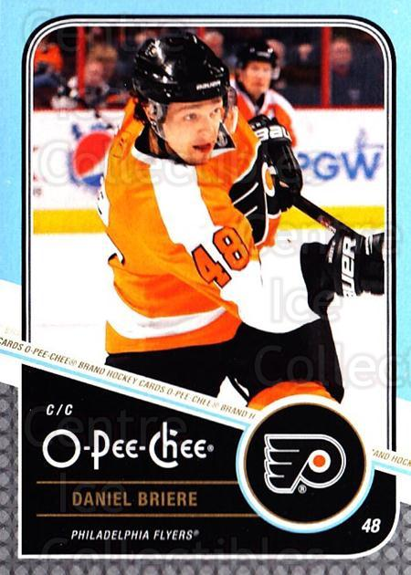 2011-12 O-Pee-Chee #48 Daniel Briere<br/>1 In Stock - $1.00 each - <a href=https://centericecollectibles.foxycart.com/cart?name=2011-12%20O-Pee-Chee%20%2348%20Daniel%20Briere...&quantity_max=1&price=$1.00&code=611648 class=foxycart> Buy it now! </a>