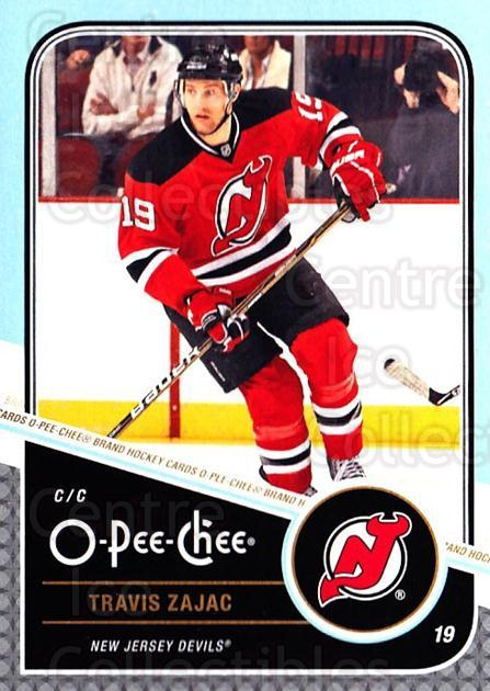 2011-12 O-Pee-Chee #76 Travis Zajac<br/>1 In Stock - $1.00 each - <a href=https://centericecollectibles.foxycart.com/cart?name=2011-12%20O-Pee-Chee%20%2376%20Travis%20Zajac...&quantity_max=1&price=$1.00&code=611676 class=foxycart> Buy it now! </a>