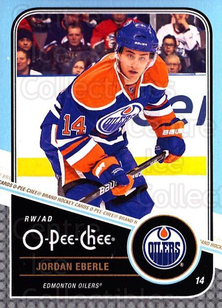 2011-12 O-Pee-Chee #101 Jordan Eberle<br/>1 In Stock - $1.00 each - <a href=https://centericecollectibles.foxycart.com/cart?name=2011-12%20O-Pee-Chee%20%23101%20Jordan%20Eberle...&quantity_max=1&price=$1.00&code=611701 class=foxycart> Buy it now! </a>