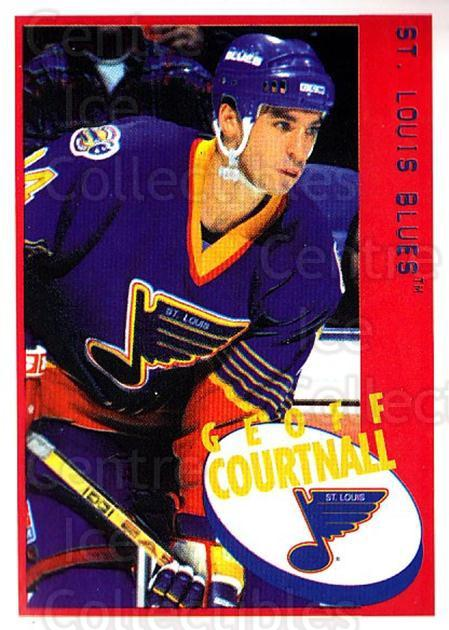 1997-98 Panini Stickers #167 Geoff Courtnall<br/>6 In Stock - $1.00 each - <a href=https://centericecollectibles.foxycart.com/cart?name=1997-98%20Panini%20Stickers%20%23167%20Geoff%20Courtnall...&quantity_max=6&price=$1.00&code=61177 class=foxycart> Buy it now! </a>