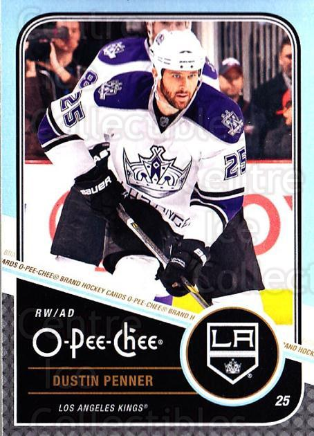 2011-12 O-Pee-Chee #183 Dustin Penner<br/>1 In Stock - $1.00 each - <a href=https://centericecollectibles.foxycart.com/cart?name=2011-12%20O-Pee-Chee%20%23183%20Dustin%20Penner...&quantity_max=1&price=$1.00&code=611783 class=foxycart> Buy it now! </a>