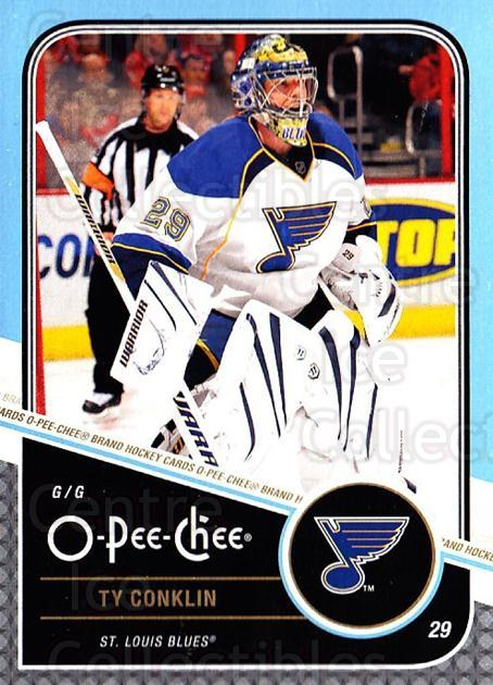 2011-12 O-Pee-Chee #194 Ty Conklin<br/>1 In Stock - $1.00 each - <a href=https://centericecollectibles.foxycart.com/cart?name=2011-12%20O-Pee-Chee%20%23194%20Ty%20Conklin...&quantity_max=1&price=$1.00&code=611794 class=foxycart> Buy it now! </a>