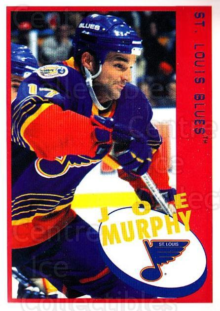 1997-98 Panini Stickers #171 Joe Murphy<br/>6 In Stock - $1.00 each - <a href=https://centericecollectibles.foxycart.com/cart?name=1997-98%20Panini%20Stickers%20%23171%20Joe%20Murphy...&quantity_max=6&price=$1.00&code=61181 class=foxycart> Buy it now! </a>