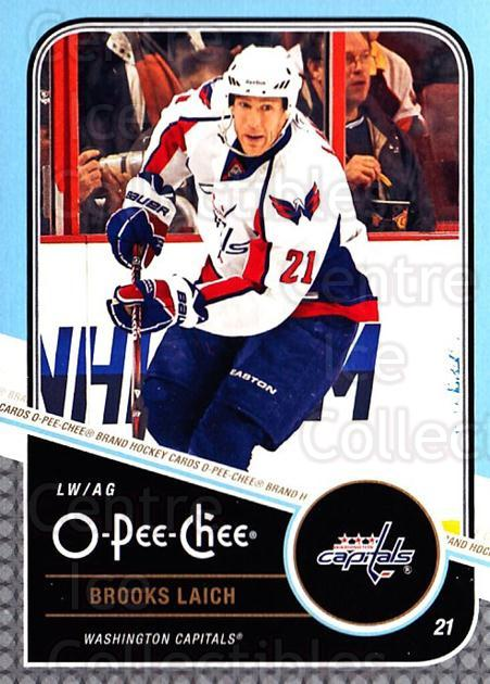 2011-12 O-Pee-Chee #256 Brooks Laich<br/>1 In Stock - $1.00 each - <a href=https://centericecollectibles.foxycart.com/cart?name=2011-12%20O-Pee-Chee%20%23256%20Brooks%20Laich...&quantity_max=1&price=$1.00&code=611856 class=foxycart> Buy it now! </a>