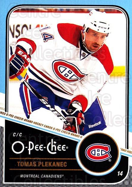 2011-12 O-Pee-Chee #260 Tomas Plekanec<br/>1 In Stock - $1.00 each - <a href=https://centericecollectibles.foxycart.com/cart?name=2011-12%20O-Pee-Chee%20%23260%20Tomas%20Plekanec...&quantity_max=1&price=$1.00&code=611860 class=foxycart> Buy it now! </a>