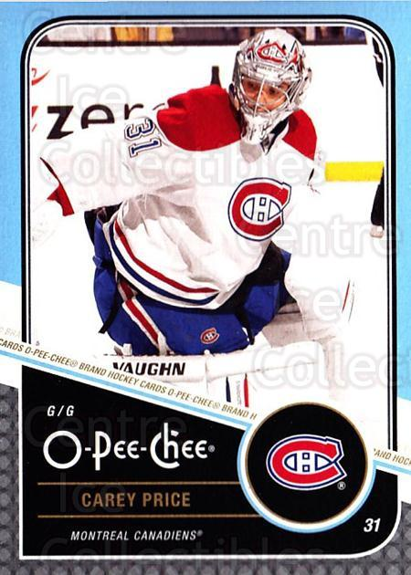 2011-12 O-Pee-Chee #279 Carey Price<br/>1 In Stock - $3.00 each - <a href=https://centericecollectibles.foxycart.com/cart?name=2011-12%20O-Pee-Chee%20%23279%20Carey%20Price...&quantity_max=1&price=$3.00&code=611879 class=foxycart> Buy it now! </a>