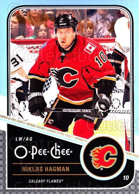 2011-12 O-Pee-Chee #283 Niklas Hagman<br/>1 In Stock - $1.00 each - <a href=https://centericecollectibles.foxycart.com/cart?name=2011-12%20O-Pee-Chee%20%23283%20Niklas%20Hagman...&quantity_max=1&price=$1.00&code=611883 class=foxycart> Buy it now! </a>