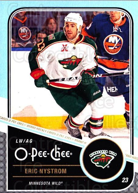 2011-12 O-Pee-Chee #294 Eric Nystrom<br/>1 In Stock - $1.00 each - <a href=https://centericecollectibles.foxycart.com/cart?name=2011-12%20O-Pee-Chee%20%23294%20Eric%20Nystrom...&quantity_max=1&price=$1.00&code=611894 class=foxycart> Buy it now! </a>