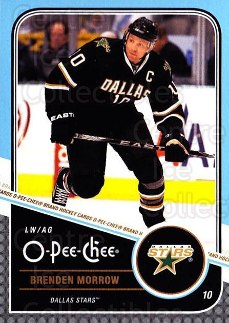 2011-12 O-Pee-Chee #310 Brenden Morrow<br/>1 In Stock - $1.00 each - <a href=https://centericecollectibles.foxycart.com/cart?name=2011-12%20O-Pee-Chee%20%23310%20Brenden%20Morrow...&quantity_max=1&price=$1.00&code=611910 class=foxycart> Buy it now! </a>