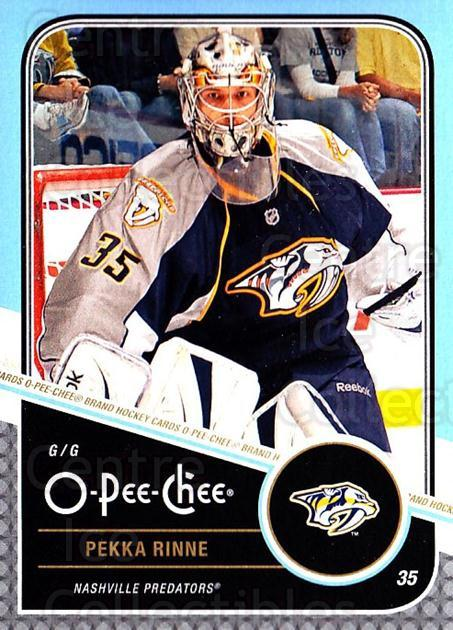 2011-12 O-Pee-Chee #369 Pekka Rinne<br/>1 In Stock - $1.00 each - <a href=https://centericecollectibles.foxycart.com/cart?name=2011-12%20O-Pee-Chee%20%23369%20Pekka%20Rinne...&quantity_max=1&price=$1.00&code=611969 class=foxycart> Buy it now! </a>
