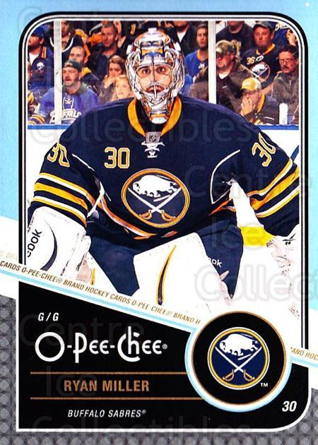 2011-12 O-Pee-Chee #407 Ryan Miller<br/>1 In Stock - $1.00 each - <a href=https://centericecollectibles.foxycart.com/cart?name=2011-12%20O-Pee-Chee%20%23407%20Ryan%20Miller...&quantity_max=1&price=$1.00&code=612007 class=foxycart> Buy it now! </a>