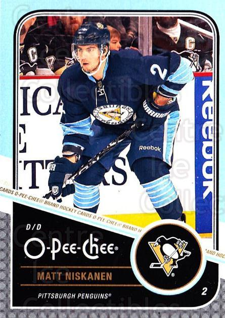 2011-12 O-Pee-Chee #442 Matt Niskanen<br/>1 In Stock - $1.00 each - <a href=https://centericecollectibles.foxycart.com/cart?name=2011-12%20O-Pee-Chee%20%23442%20Matt%20Niskanen...&quantity_max=1&price=$1.00&code=612042 class=foxycart> Buy it now! </a>