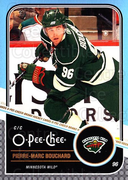 2011-12 O-Pee-Chee #455 Pierre-Marc Bouchard<br/>1 In Stock - $1.00 each - <a href=https://centericecollectibles.foxycart.com/cart?name=2011-12%20O-Pee-Chee%20%23455%20Pierre-Marc%20Bou...&quantity_max=1&price=$1.00&code=612055 class=foxycart> Buy it now! </a>