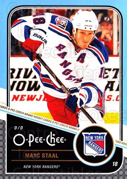 2011-12 O-Pee-Chee #470 Marc Staal<br/>1 In Stock - $1.00 each - <a href=https://centericecollectibles.foxycart.com/cart?name=2011-12%20O-Pee-Chee%20%23470%20Marc%20Staal...&quantity_max=1&price=$1.00&code=612070 class=foxycart> Buy it now! </a>