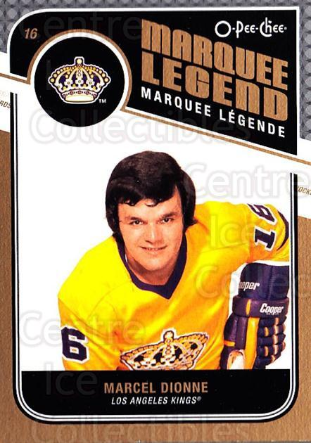 2011-12 O-Pee-Chee #526 Marcel Dionne<br/>1 In Stock - $2.00 each - <a href=https://centericecollectibles.foxycart.com/cart?name=2011-12%20O-Pee-Chee%20%23526%20Marcel%20Dionne...&quantity_max=1&price=$2.00&code=612126 class=foxycart> Buy it now! </a>