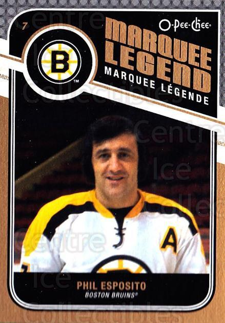 2011-12 O-Pee-Chee #546 Phil Esposito<br/>1 In Stock - $3.00 each - <a href=https://centericecollectibles.foxycart.com/cart?name=2011-12%20O-Pee-Chee%20%23546%20Phil%20Esposito...&quantity_max=1&price=$3.00&code=612146 class=foxycart> Buy it now! </a>