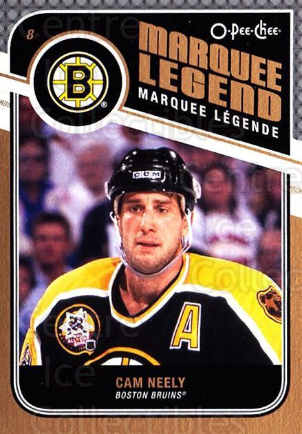 2011-12 O-Pee-Chee #548 Cam Neely<br/>1 In Stock - $2.00 each - <a href=https://centericecollectibles.foxycart.com/cart?name=2011-12%20O-Pee-Chee%20%23548%20Cam%20Neely...&quantity_max=1&price=$2.00&code=612148 class=foxycart> Buy it now! </a>