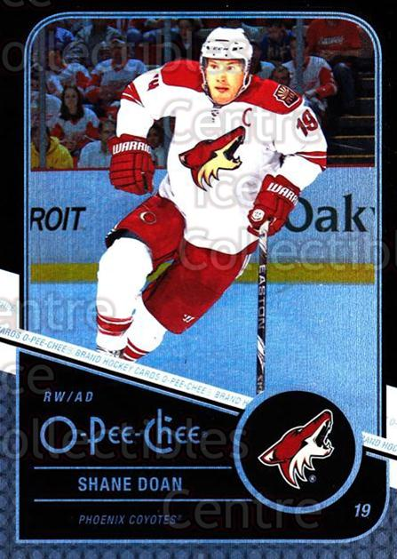 2011-12 O-Pee-Chee Black Rainbow #172 Shane Doan<br/>1 In Stock - $5.00 each - <a href=https://centericecollectibles.foxycart.com/cart?name=2011-12%20O-Pee-Chee%20Black%20Rainbow%20%23172%20Shane%20Doan...&quantity_max=1&price=$5.00&code=612372 class=foxycart> Buy it now! </a>