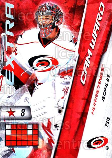 2010-11 Adrenalyn XL Extra Signature #12 Cam Ward<br/>1 In Stock - $3.00 each - <a href=https://centericecollectibles.foxycart.com/cart?name=2010-11%20Adrenalyn%20XL%20Extra%20Signature%20%2312%20Cam%20Ward...&price=$3.00&code=612812 class=foxycart> Buy it now! </a>