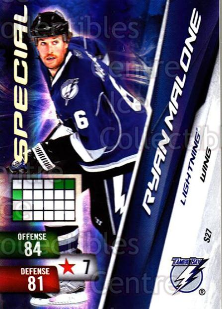 2010-11 Adrenalyn XL Special #27 Ryan Malone<br/>1 In Stock - $3.00 each - <a href=https://centericecollectibles.foxycart.com/cart?name=2010-11%20Adrenalyn%20XL%20Special%20%2327%20Ryan%20Malone...&quantity_max=1&price=$3.00&code=612857 class=foxycart> Buy it now! </a>