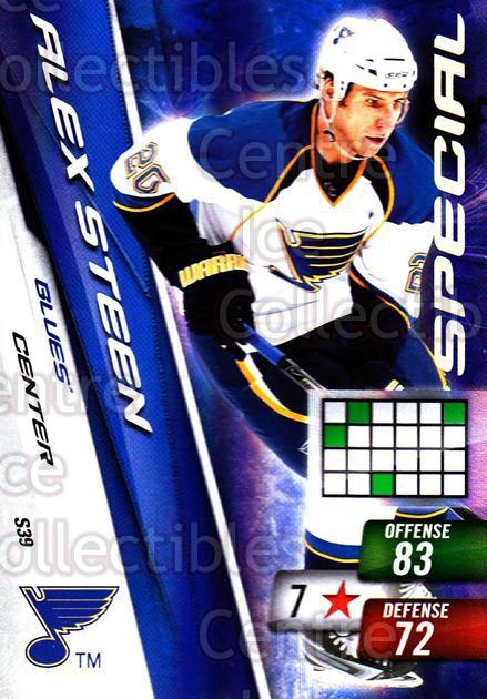 2010-11 Panini Adrenalyn Special #39 Alexander Steen<br/>1 In Stock - $3.00 each - <a href=https://centericecollectibles.foxycart.com/cart?name=2010-11%20Panini%20Adrenalyn%20Special%20%2339%20Alexander%20Steen...&quantity_max=1&price=$3.00&code=612869 class=foxycart> Buy it now! </a>