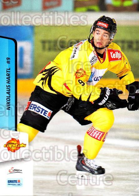 2013-14 Erste Bank Eishockey Liga EBEL #233 Nikolaus Hartl<br/>3 In Stock - $2.00 each - <a href=https://centericecollectibles.foxycart.com/cart?name=2013-14%20Erste%20Bank%20Eishockey%20Liga%20EBEL%20%23233%20Nikolaus%20Hartl...&quantity_max=3&price=$2.00&code=614178 class=foxycart> Buy it now! </a>