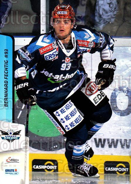 2013-14 Erste Bank Eishockey Liga EBEL #239 Bernhard Fechtig<br/>5 In Stock - $2.00 each - <a href=https://centericecollectibles.foxycart.com/cart?name=2013-14%20Erste%20Bank%20Eishockey%20Liga%20EBEL%20%23239%20Bernhard%20Fechti...&quantity_max=5&price=$2.00&code=614184 class=foxycart> Buy it now! </a>