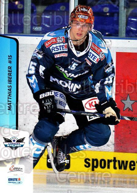 2013-14 Erste Bank Eishockey Liga EBEL #240 Matthias Iberer<br/>5 In Stock - $2.00 each - <a href=https://centericecollectibles.foxycart.com/cart?name=2013-14%20Erste%20Bank%20Eishockey%20Liga%20EBEL%20%23240%20Matthias%20Iberer...&quantity_max=5&price=$2.00&code=614185 class=foxycart> Buy it now! </a>