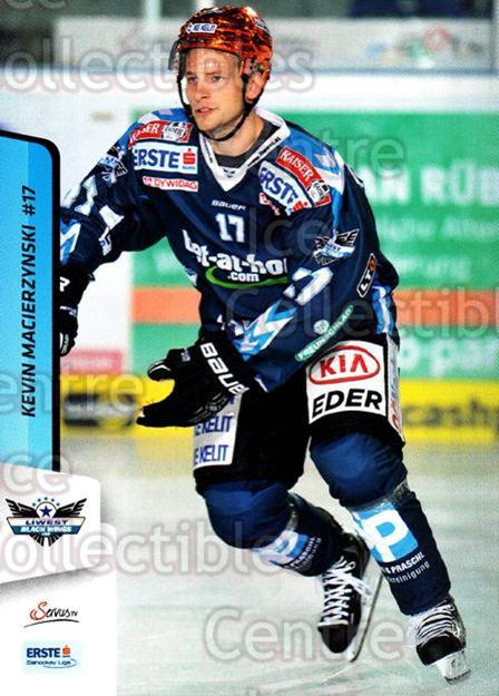 2013-14 Erste Bank Eishockey Liga EBEL #241 Kevin Macierzynski<br/>5 In Stock - $2.00 each - <a href=https://centericecollectibles.foxycart.com/cart?name=2013-14%20Erste%20Bank%20Eishockey%20Liga%20EBEL%20%23241%20Kevin%20Macierzyn...&quantity_max=5&price=$2.00&code=614186 class=foxycart> Buy it now! </a>
