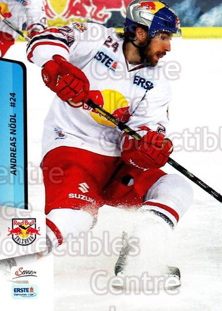 2013-14 Erste Bank Eishockey Liga EBEL #248 Andreas Nodl<br/>2 In Stock - $2.00 each - <a href=https://centericecollectibles.foxycart.com/cart?name=2013-14%20Erste%20Bank%20Eishockey%20Liga%20EBEL%20%23248%20Andreas%20Nodl...&quantity_max=2&price=$2.00&code=614193 class=foxycart> Buy it now! </a>