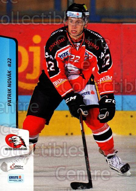2013-14 Erste Bank Eishockey Liga EBEL #269 Patrik Novak<br/>5 In Stock - $2.00 each - <a href=https://centericecollectibles.foxycart.com/cart?name=2013-14%20Erste%20Bank%20Eishockey%20Liga%20EBEL%20%23269%20Patrik%20Novak...&quantity_max=5&price=$2.00&code=614214 class=foxycart> Buy it now! </a>