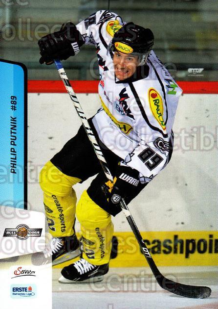 2013-14 Erste Bank Eishockey Liga EBEL #283 Philip Putnik<br/>5 In Stock - $2.00 each - <a href=https://centericecollectibles.foxycart.com/cart?name=2013-14%20Erste%20Bank%20Eishockey%20Liga%20EBEL%20%23283%20Philip%20Putnik...&quantity_max=5&price=$2.00&code=614228 class=foxycart> Buy it now! </a>