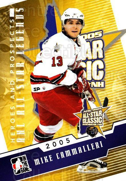 2009-10 ITG Heroes and Prospects AHL All Star Legends #14 Mike Cammalleri<br/>1 In Stock - $3.00 each - <a href=https://centericecollectibles.foxycart.com/cart?name=2009-10%20ITG%20Heroes%20and%20Prospects%20AHL%20All%20Star%20Legends%20%2314%20Mike%20Cammalleri...&quantity_max=1&price=$3.00&code=614735 class=foxycart> Buy it now! </a>