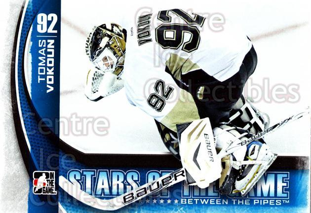 2013-14 Between the Pipes #17 Tomas Vokoun<br/>9 In Stock - $1.00 each - <a href=https://centericecollectibles.foxycart.com/cart?name=2013-14%20Between%20the%20Pipes%20%2317%20Tomas%20Vokoun...&quantity_max=9&price=$1.00&code=617718 class=foxycart> Buy it now! </a>