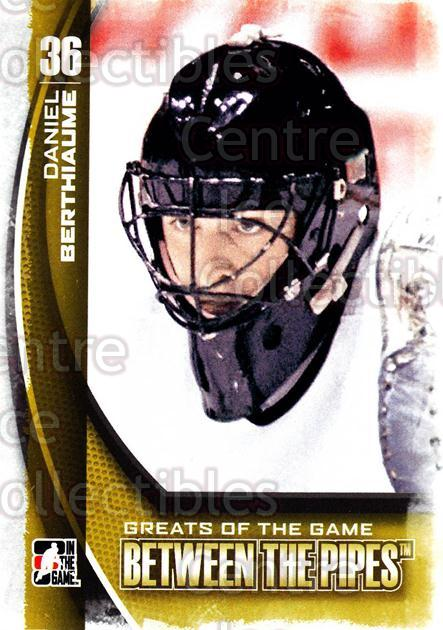2013-14 Between the Pipes #96 Daniel Berthiaume<br/>11 In Stock - $1.00 each - <a href=https://centericecollectibles.foxycart.com/cart?name=2013-14%20Between%20the%20Pipes%20%2396%20Daniel%20Berthiau...&quantity_max=11&price=$1.00&code=617797 class=foxycart> Buy it now! </a>