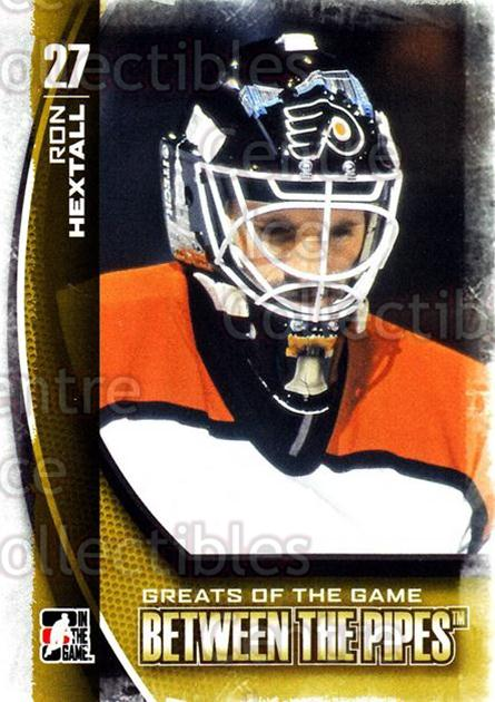 2013-14 Between the Pipes #143 Ron Hextall<br/>8 In Stock - $1.00 each - <a href=https://centericecollectibles.foxycart.com/cart?name=2013-14%20Between%20the%20Pipes%20%23143%20Ron%20Hextall...&quantity_max=8&price=$1.00&code=617844 class=foxycart> Buy it now! </a>