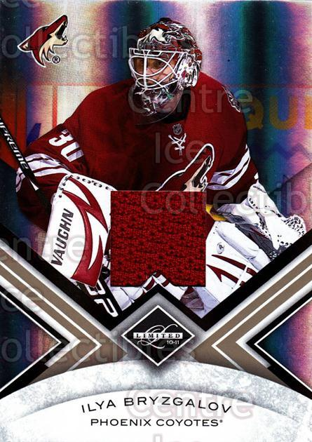 2010-11 Limited Threads #36 Ilya Bryzgalov<br/>1 In Stock - $5.00 each - <a href=https://centericecollectibles.foxycart.com/cart?name=2010-11%20Limited%20Threads%20%2336%20Ilya%20Bryzgalov...&quantity_max=1&price=$5.00&code=623239 class=foxycart> Buy it now! </a>