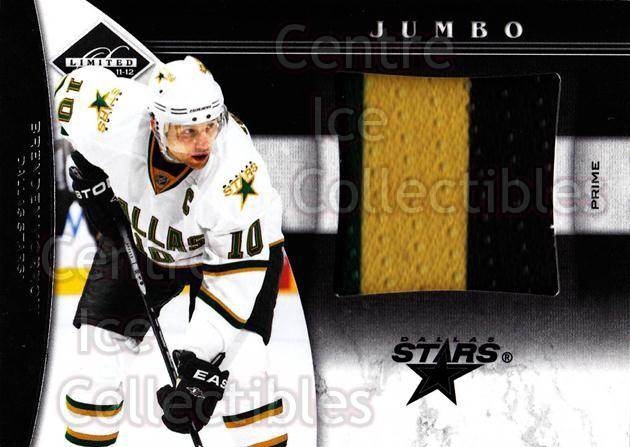 2011-12 Limited Jumbo Materials Prime #26 Brenden Morrow<br/>1 In Stock - $5.00 each - <a href=https://centericecollectibles.foxycart.com/cart?name=2011-12%20Limited%20Jumbo%20Materials%20Prime%20%2326%20Brenden%20Morrow...&quantity_max=1&price=$5.00&code=623455 class=foxycart> Buy it now! </a>