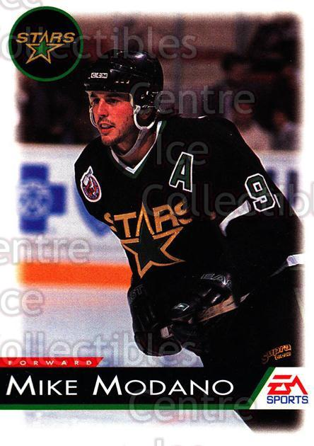 1994 EA Sports #33 Mike Modano<br/>6 In Stock - $1.00 each - <a href=https://centericecollectibles.foxycart.com/cart?name=1994%20EA%20Sports%20%2333%20Mike%20Modano...&quantity_max=6&price=$1.00&code=623 class=foxycart> Buy it now! </a>