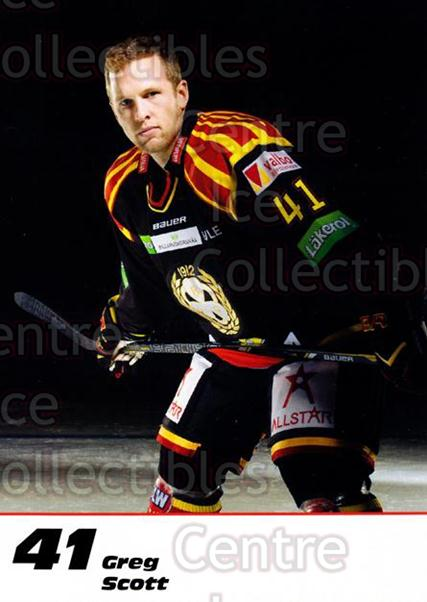 2013-14 Swedish Brynas IF Tigers Postcards #20 Greg Scott<br/>1 In Stock - $3.00 each - <a href=https://centericecollectibles.foxycart.com/cart?name=2013-14%20Swedish%20Brynas%20IF%20Tigers%20Postcards%20%2320%20Greg%20Scott...&quantity_max=1&price=$3.00&code=626079 class=foxycart> Buy it now! </a>
